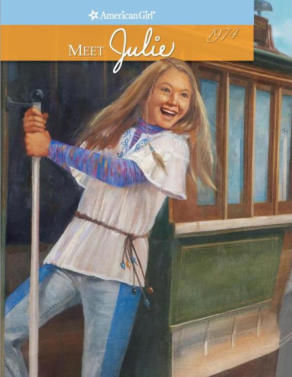American Girl: Meet Julie