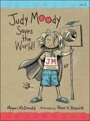 Judy Moody Saves the World - Original Cover