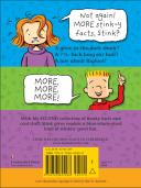 Stink-O-Pedia Volume 2 : Back Cover